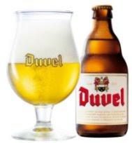 Bière décembre 2008 : Duvel