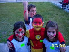 Carlos y sus amigos