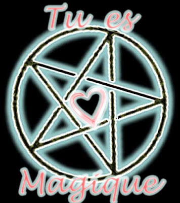 Pentacle amour magie