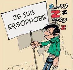 Gaston Ergophobe