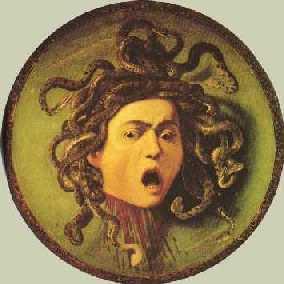 Gorgone méduse