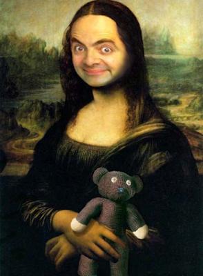 Joconde Mister Bean