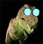 T-rex binocle