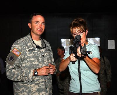 Palin chasse