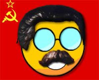 Staline Binocle
