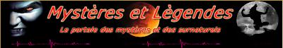 Mystères et Lègendes