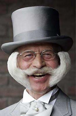 Sourire moustaches
