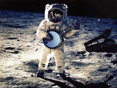 Banjo lunaire