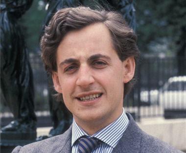 Nicolas Sarjozy jeune