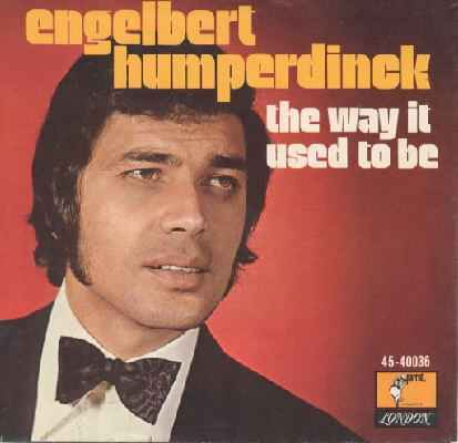 Englebert Humperdink
