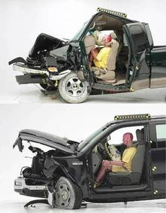 Frontal Impact Crash Test