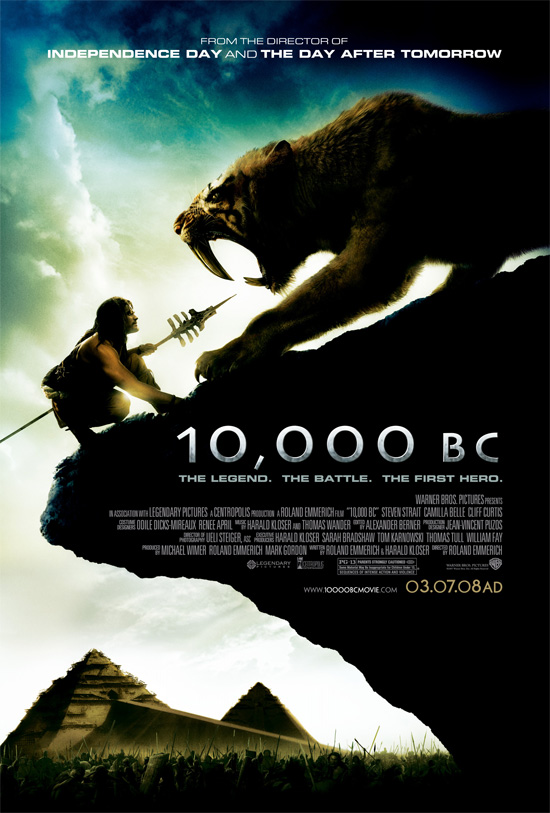 10.000 a.C. ( film in streaming )