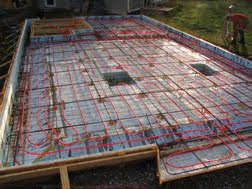Passive solar part ii reduce your home heating costs for How much does pex cost