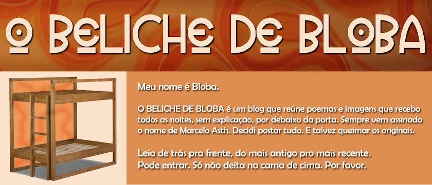 O BELICHE DE BLOBA