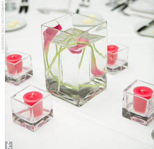 The Sea Pig: Centerpieces (Woo Hoo!)