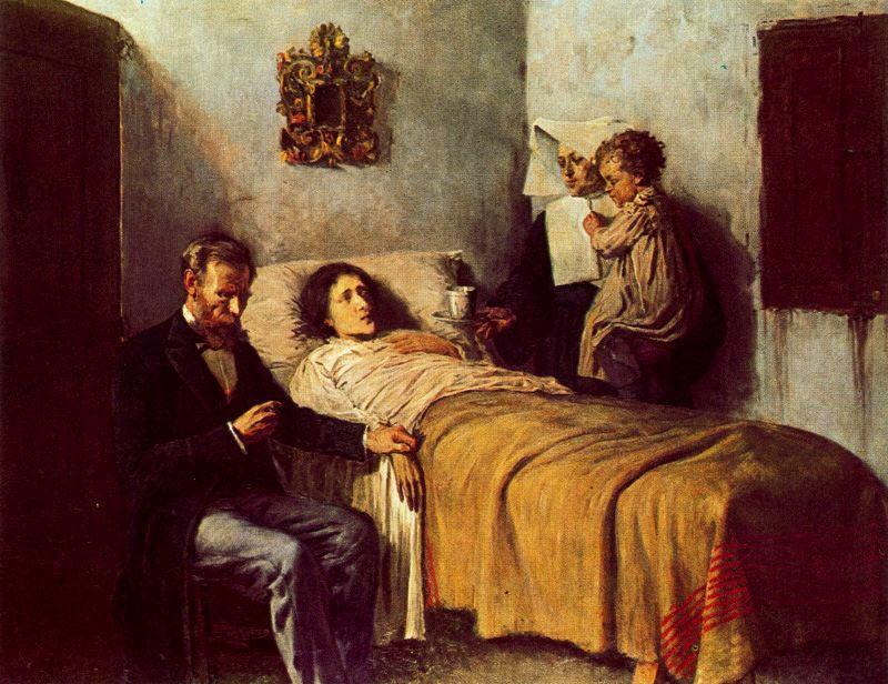 Mozart sobrevalorado? - Página 9 Ciencia+y+caridad,+Pablo+Ruiz+Picasso
