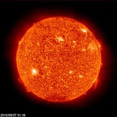 Ο Ήλιος σήμερα