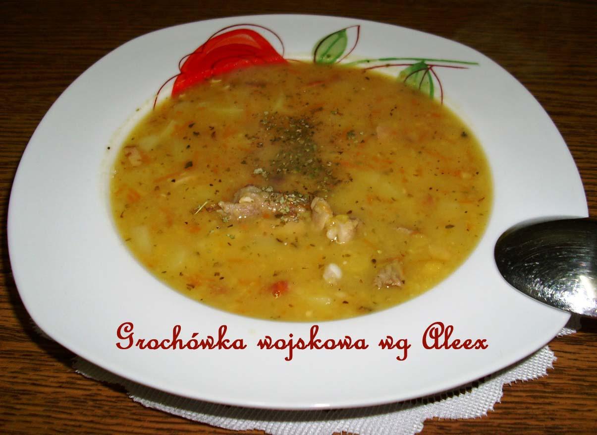 W Mojej Kuchni Grochówka Wojskowa Wg Aleex