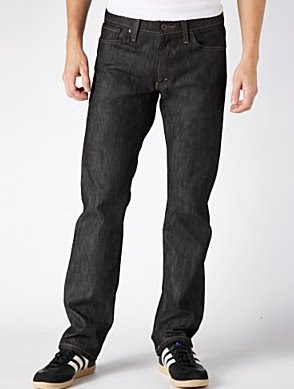 514 Black Diamond Levis