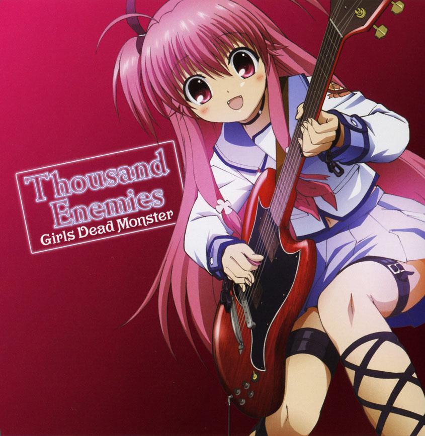 Girls Dead Monsters Discografia Completa  + Angel Beats! Original Soundtrack Angel+beats+thousand+enemies