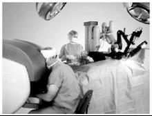 Robot Da Vinci, para cirugías cardíacas