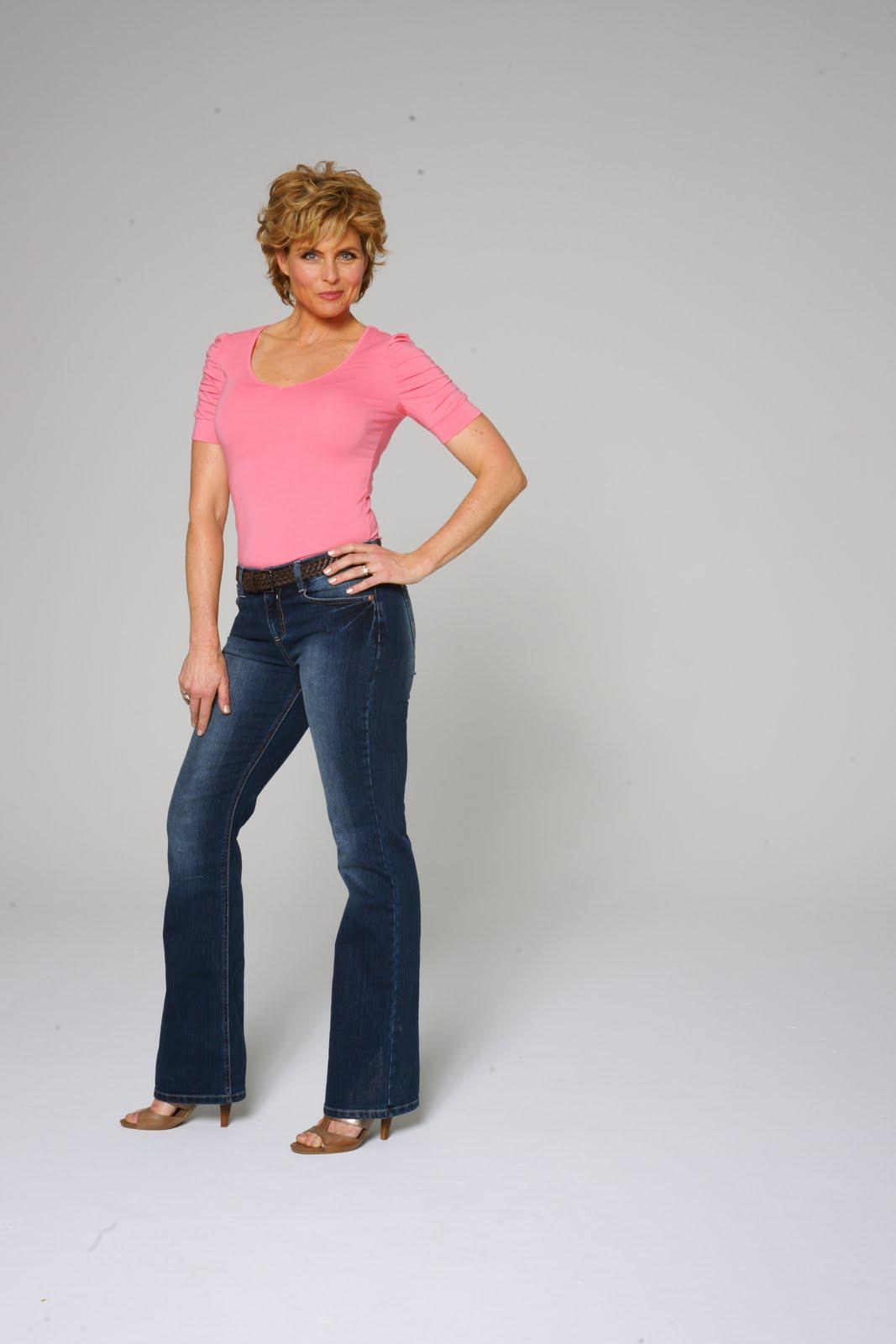 Jeans Model Girl