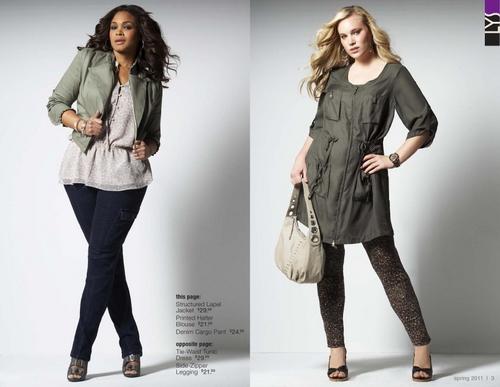 KMART CREATES STYLISH CLOTHES FOR PLUS SIZES | Stylish Curves