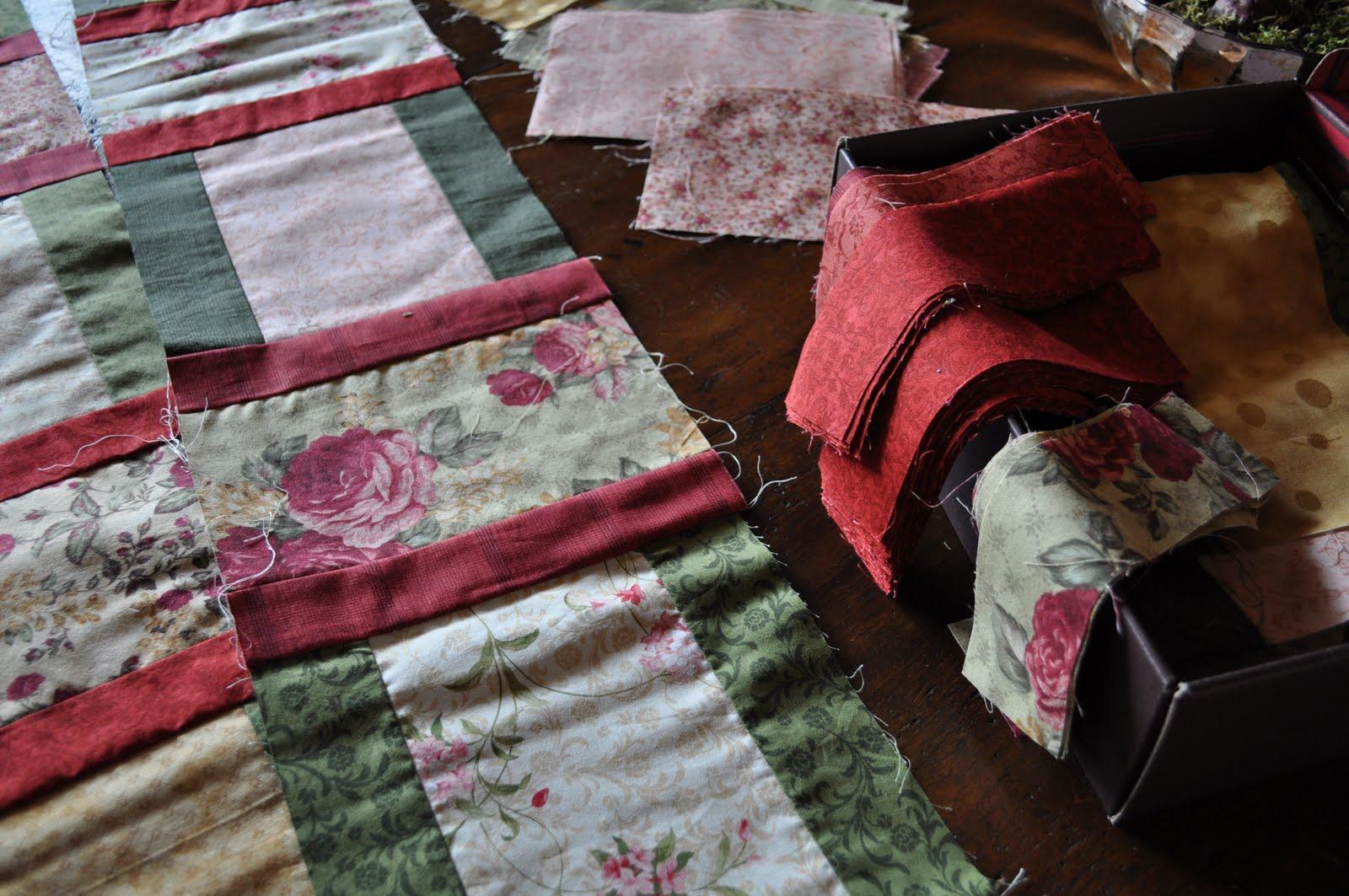 Isola country un quilt d 39 annata for Come costruire un aggiunta coperta