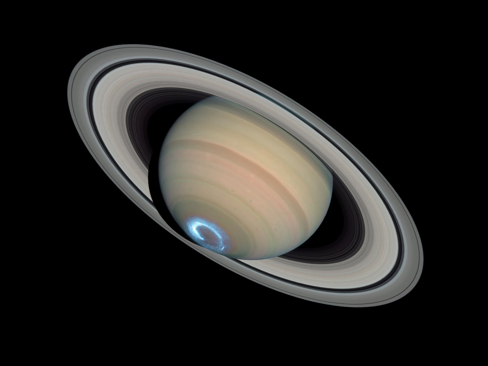 hubble images of saturn - photo #13