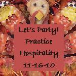 Practice Hospitality 11-15-10