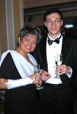 Лилия и Рустам Мухаметгалеевы