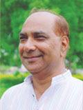 Purushottam Khedekar- (Maratha Seva Sangh)
