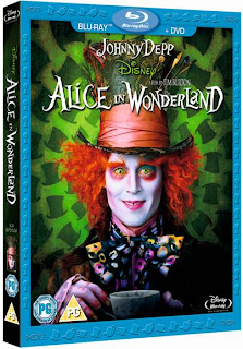 Alice in Wonderland- Blu Ray Review