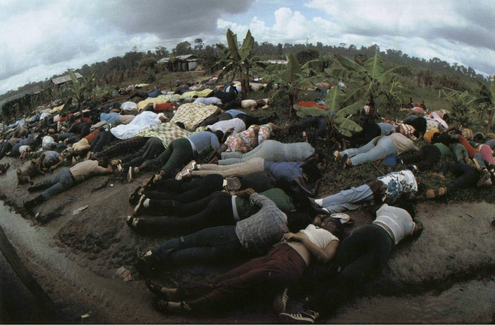 JONESTOWN Apologists Alert: JONESTOWN Massacre: Mourning Loss ...