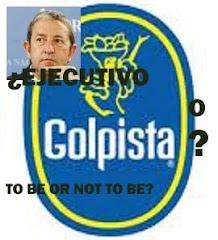Teniendo en cuenta de que Cobos es parte del PODER EJECUTIVO... ¿Nos esta cargando a los argentinos