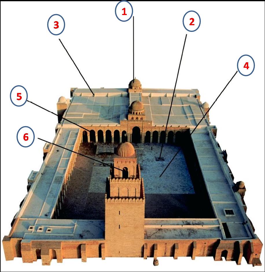 ¿Reconoces este edificio? (positivo 2º bach) Partes+mezquita+2