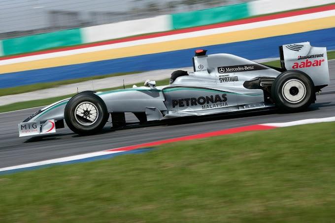 Mercedes GP Petronas Bersedia Untuk Beraksi!
