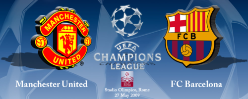 [Special Post]: Champions League: Roma Finale 2009