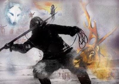 Lobo astur leyenda inuit leyenda esquimal for Muebles los leones valencia