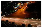 Fotofoto Kota Bontang ketika Malam & Siang