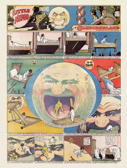 Little Nemo Little+Nemo+-+1911+-+Comic+Strip