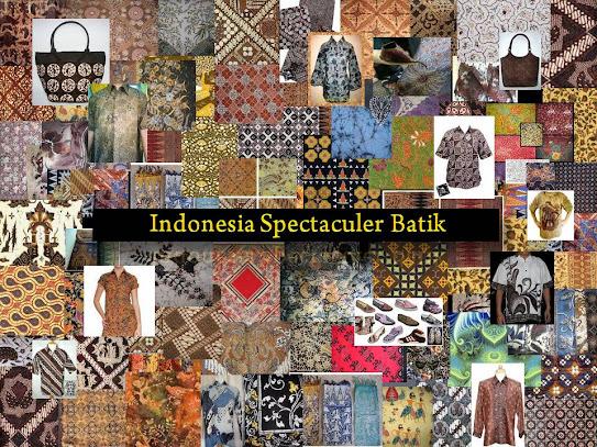 Indonesia Specta Batiks