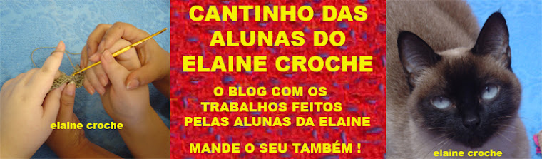 Cantinho Das Alunas - Elaine