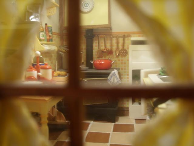 Minitink mi casa rustica iii - La cocina de mi casa ...
