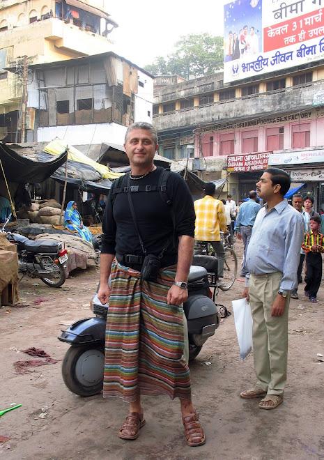 Varanasi / Hindistan