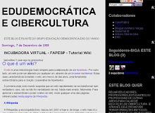 BLOG EDUDEMOCRÁTICA E CIBERCULTURA