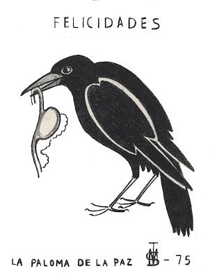 La paloma de la paz, de Salvador Manzanera