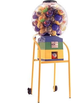 máquina de bolas