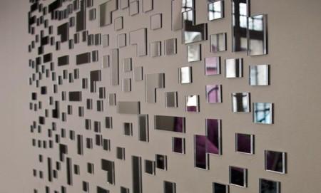 stickers personnalis s miroir adh sif design sugar mirror roba edition. Black Bedroom Furniture Sets. Home Design Ideas