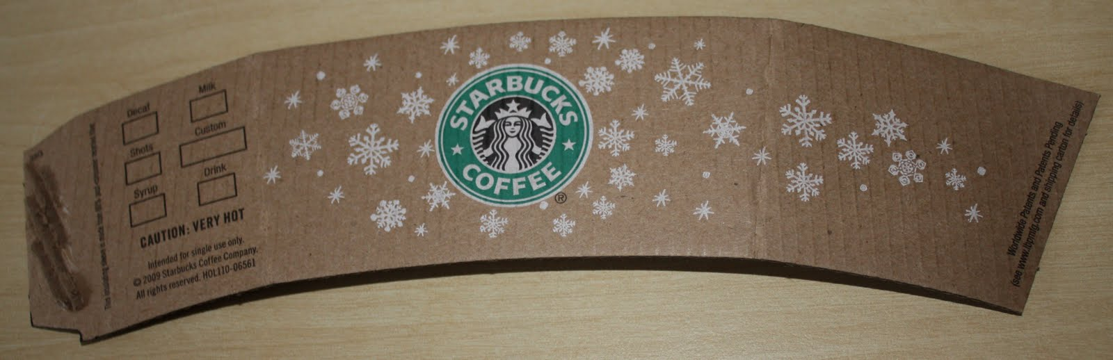 design context  starbucks cup holder